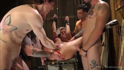 Roxy Raye received more dicks in her wet holes