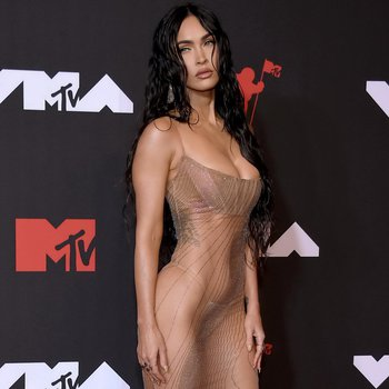 Megan Fox see-thru to perfect ass in sexy thongs at event
