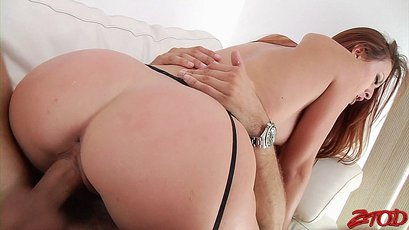 Karlie Montanna gets her pussy drilled