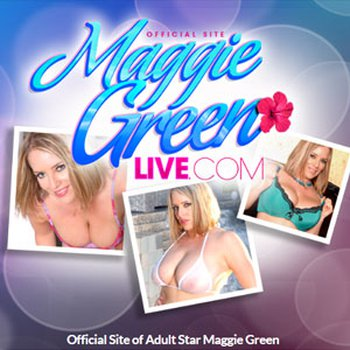 Curvy Maggie Green Milks Your Dick With A Boobjob!
