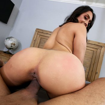 Horny MILF Lilly Hall makes a move on her stepdaughter's boyfriend