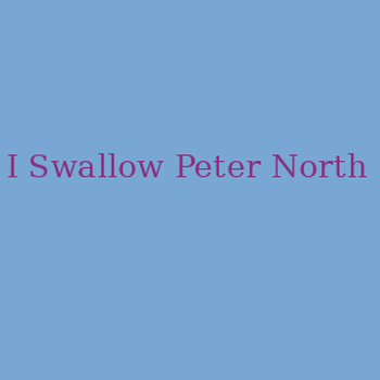 I Swallow Peter North