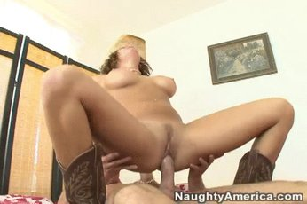 Tory Lane Reverse Cowgirl Riding