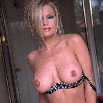 Neriah Davis with huge melons gets naked in the shower