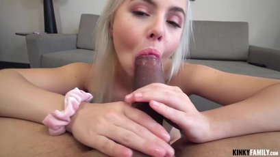 Aria Banks makes a sex tape with her stepbrother