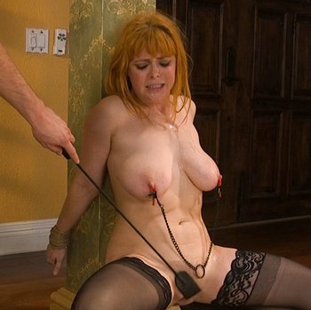 Penny Pax gets assfucked, dominated and creampied