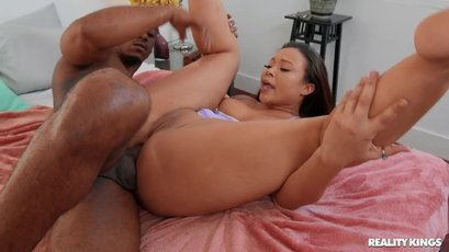 Adrian Maya being fucked hard in the ass