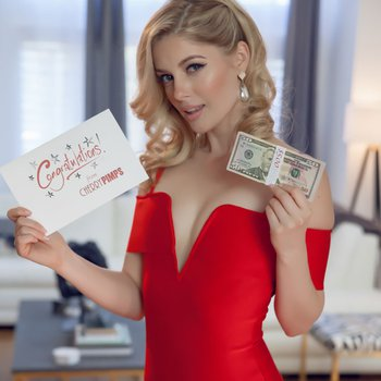 Charlotte Stokely gets a reward for her hard work