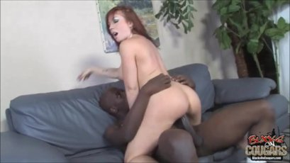Redhead Brittany O'Connell have hardcore sex