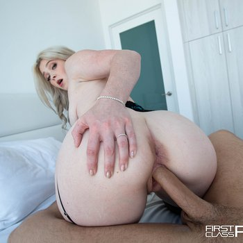 Big-ass babe Kay Carter getting pleased deep