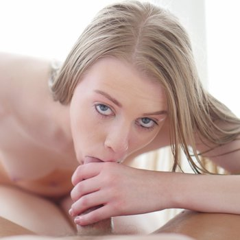 Hot chick Abi Grace gets banged and jizzed on