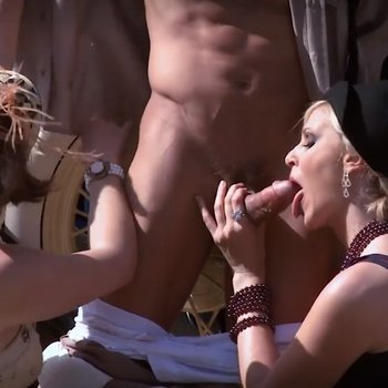 One dick cant please Julia Ann anymore