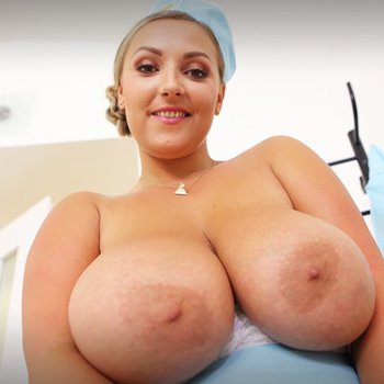 Sexy Krystal Swift shakes her monster boobs