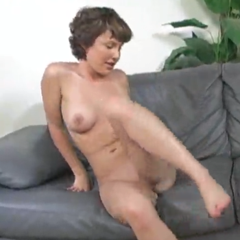 Naughty babe Katie Ives is excited to play with big dick