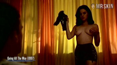 Rose McGowan does some full frontal nudity