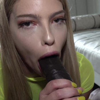 Amazing Leah Lee gets her hands on a BBC