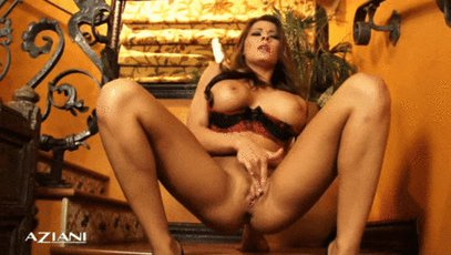 Madison Ivy rubs her pussy thinking of you