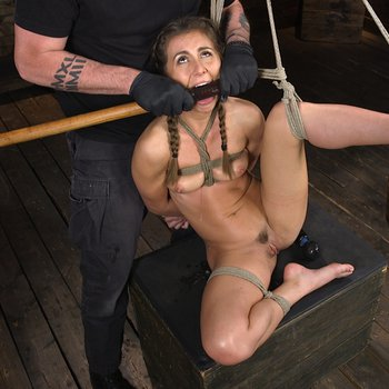 Paige Owens loves intense domination and orgasms