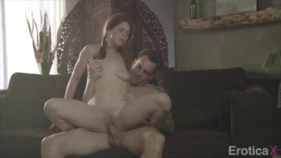 Penny Pax sucking and fucking big cock