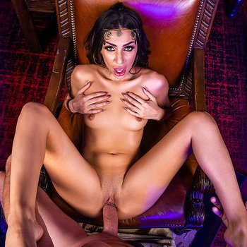 Gorgeous fortune teller Hime Marie gets fucked hard by a big rod in pov