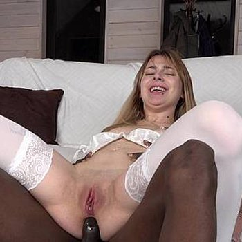 Moaning Lana Love takes a cock up her tight ass