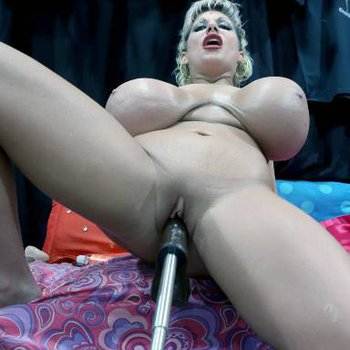 Horny Claudia Marie pleases herself with some toys