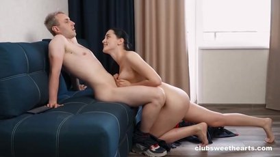 Teen Alexa Black knows how to please the cock