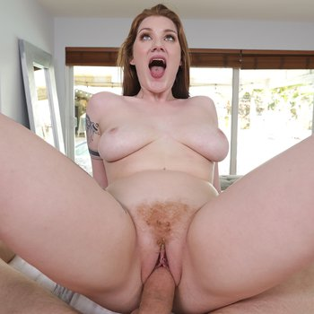 Naughty chick Aria Kay craves for deep fucking