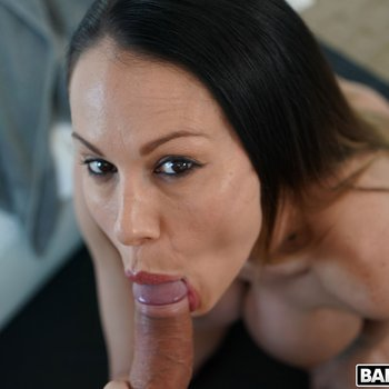 Mckenzie Lee gets her butt plugged with a dick