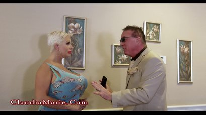 Claudia Marie discovers that Mr. Marie